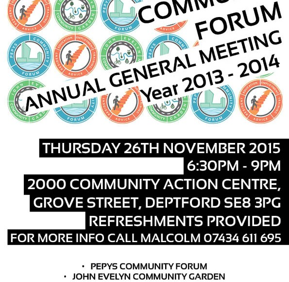 Poster Design: Annual General Meeting